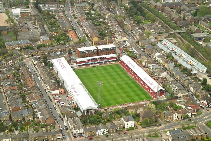 Brentford-Griffin-Park